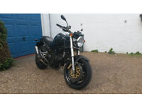 Ducati Monster 900s black