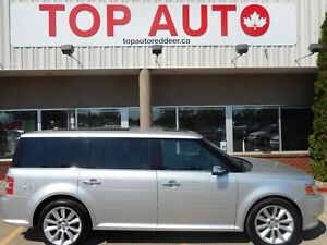 2012 Ford Flex Limited Awd! 3rd row! Clean clean clean