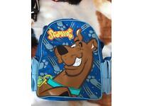 Scooby doo & Spongebob rucksacks