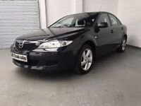 2004 Mazda 6 2.0 TS2 5dr **FULL YEARS MOT**