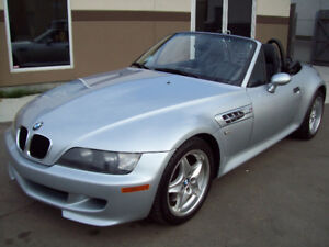ORIGINAL BMW M ROADSTER! Canadian Car! 1999 for only $17800!
