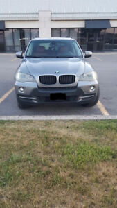 2007 BMW X5 IN MINT CONDITION