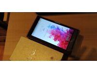 LG G3 D855 - 16GB - Black - Unlocked - Like new