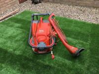 Flymo lawnmower & trimmer