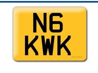 Private reg N6KWK