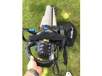 Leaf vacuum and blower
