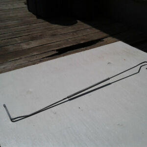 Trunk Lid Torsion Bar