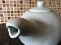 Nigella Lawson teapot - light blue