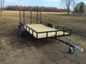 New 6'X12' Utility trailer for sale