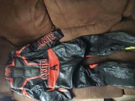 Motorbike leathers
