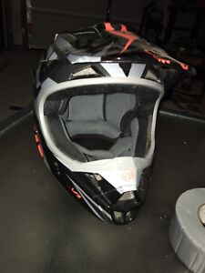 Mens Lrg Fox V1 Race Helmet