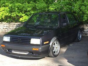 Volkswagen jetta 1992 2.L turbo