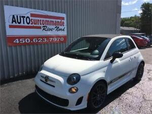 2015 FIAT 500c Abarth CONVERTIBLE