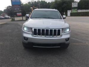 2011 Jeep Grand Cherokee LIMITED, GARANTIE UN AN
