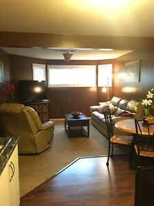 2 Bedroom Fully Furnished Suite - Available October 1