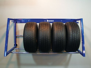 MICHELIN Adjustable Tire Rack