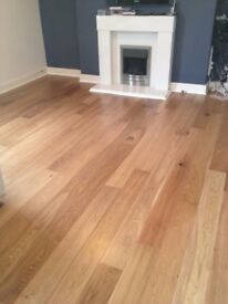 Word of Mouth Flooring, Laminate & solid wood, Engineered Oak fitting, floor fitter plus sanding