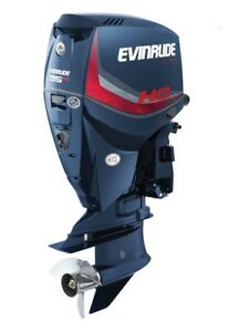 2016 Evinrude High Output 135 E135HGL