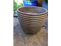 Large Indoor Ceramic Pot