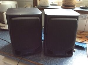 Twin duct speakers