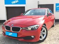BMW 3 Series 2.0 318d SE 4dr 2012(62) - 12 Months AA Gold All Mechanical/Electrical Warranty