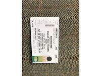 2 x pixies tickets for sale (Kelvingrove Bandstand) 8th August