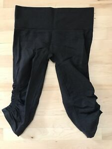 Lululemon Cropped Pants Size 8