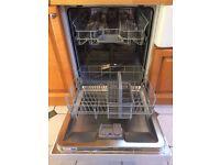 Bosch semi-integrated dishwasher