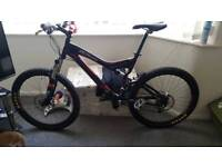 Specialized stuntjumper m5 mint condition