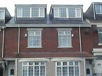 Great large Rooms to rent in all inclusive house in fenham, NO DSS, CHILDREN or PETS.
