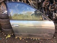 bmw e39 5 series doors for sale complete with glass call parts