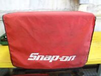 snap on toolbox and tools