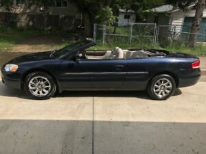 2004 Chrysler Sebring Limited Convertible****ONLY $3650****
