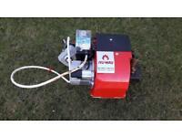 Motor for oil burner