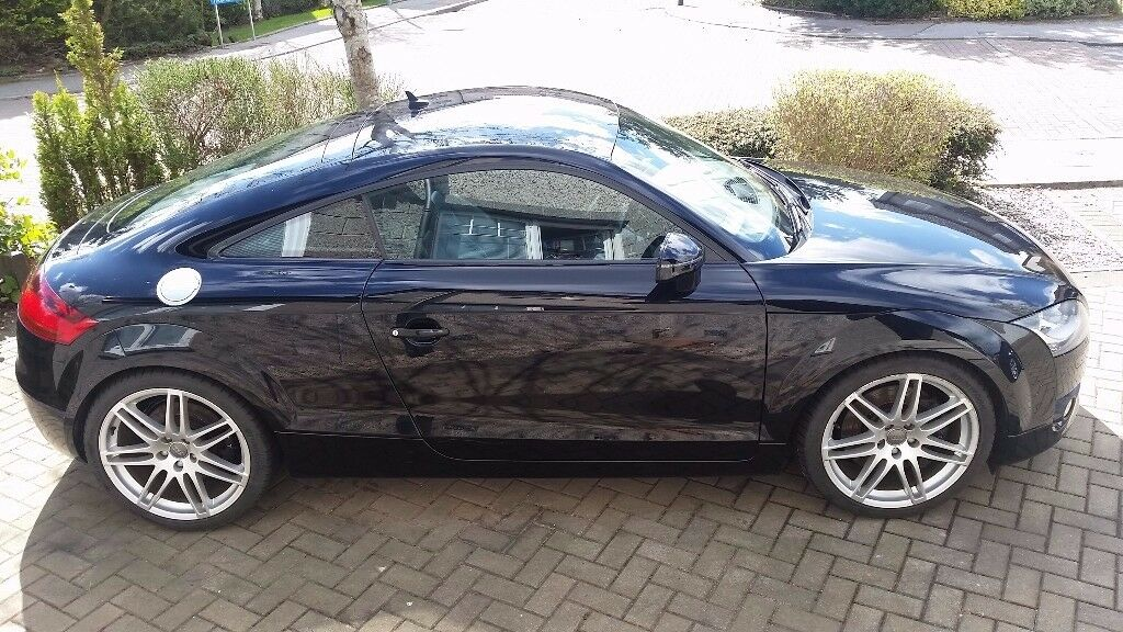 Audi TT 3.2litre V6 Quattro