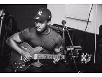 RNB / Neo-Soul Guitarist