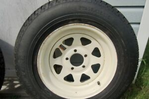 GOOD YEAR  ST 205 75R 15  NEW TRAILER  TIRE  For Sale $ 125.00