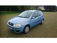 FIAT PUNTO 1.2 Dynamic 3dr (blue) 2003