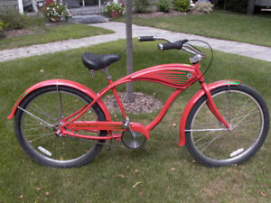 2002 DYNO ULTRA GLIDE DELUXE CRUISER BICYCLE