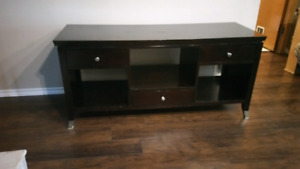 Hammery entertainment TV stand