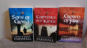 Books, Books & More Books by Popular Christian Authors - Fiction