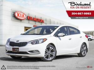 2014 Kia Forte EX *LOCAL TRADE GREAT VALUE CLEAN CAR PROOF*