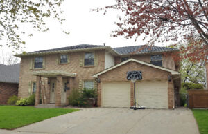 AVAILABLE NOW- 4 BEDROOM 5 BATH EXECUTIVE 2STRY IN BURLINGTON