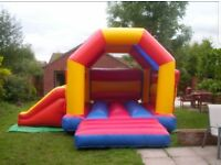 BOUNCY CASTLES AND SOFT PLAY HIRE £50!