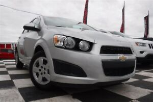 2015 Chevrolet Sonic LS Manual | Wifi Hotspot | Bluetooth | NAV