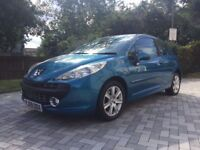 2009│Peugeot 207 1.6 HDI FAP Sport 3dr│Service History│1 Year MOT│Hpi Clear│Air-Conditioning