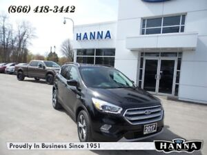 2017 Ford Escape *NEW* SE *201A* 4WD 2.0L ECOBOOST