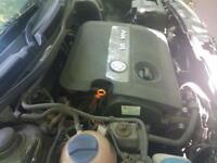 Vw golf complete engine BCB code runs well