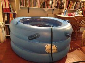 Birth Pool- eco birth Pool in a box (mini) £60 ONO