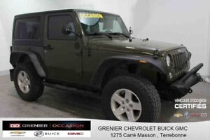 2015 Jeep Wrangler TRAIL RATED *4X4*